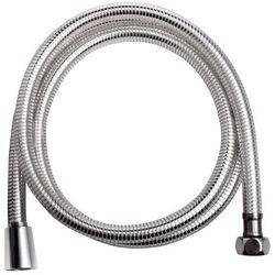 Wąż prysznicowy w oplocie PCV, dł. 1,5 m, gwint 1/2 cala, z osłoną plastikową
