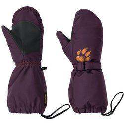 Rękawice narciarskie dla dzieci TEXAPORE MITTEN KIDS aubergine - 128