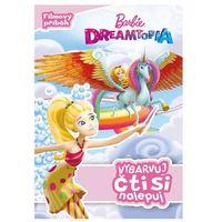 Książki dla dzieci, Barbie Dreamtopia - Vybarvuj, čti si nalepuj kolektiv
