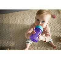 Kubeczki dla dzieci, Philips Avent - Kubek z miękkim, odpornym na gryzienie ustnikiem