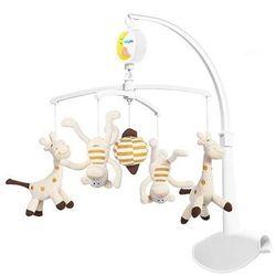 BABY ONO Muzyczna Karuzela – Żyrafy i Małpki