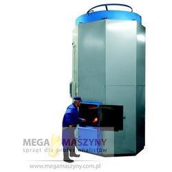 EKOGREŃ Kocioł przemysłowy na ekogroszek EG-120