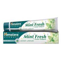 Pasty do zębów, HIMALAYA HERBALS 75ml Mint Fresh Ziołowa pasta do zębów