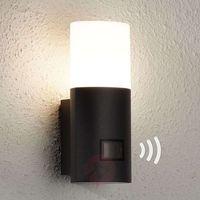 Lampy ścienne, Steinel 576301 - LED kinkiet zewnętrzny z czujnikiem L 900 LED/7W/230V
