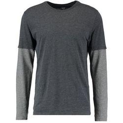 Springfield DOBLE PRENDA Bluzka z długim rękawem greys