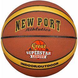 Piłka do koszykówki laminowana Athletic New Port
