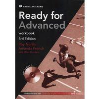 Książki medyczne, Ready for Advanced. Ćwiczenia bez Klucza + CD (opr. miękka)