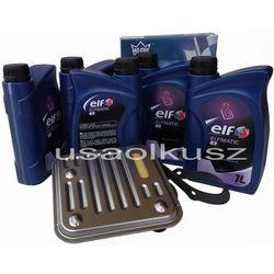 Filtr oraz olej ELF G3 automatycznej skrzyni 4SPD Dodge Caravan -2007