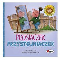 Książki dla dzieci, Ach te zwierzaki Prosiaczek przystojniaczek (opr. twarda)