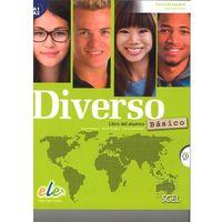 Książki do nauki języka, Diverso basico A1+A2 podręcznik + CD MP3 - Alonso Encina, Jaime Corpas, Gambluch Carina (opr. miękka)