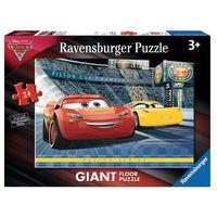 Puzzle, Puzzle podłogowe 24 Auta - Ravensburger