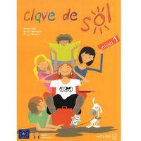 Książki do nauki języka, Clave De Sol 1 Libro Del Alumno Z Płytą Cd (opr. miękka)