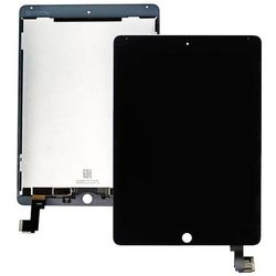 Dotyk ramka LCD Wyświetlacz ekran iPad Air 2 czarny OEM