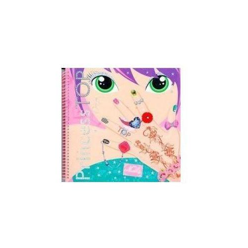 Kreatywne dla dzieci, Princess Top Designs. Nails - Praca zbiorowa