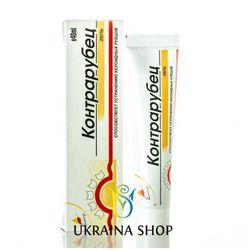 Żel do Likwidacji Blizn Keloidowych Kontrarubec, 40 ml, Eliksir