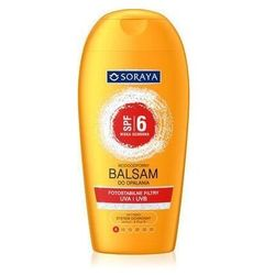 SORAYA Balsam do opalania SPF6 200ml