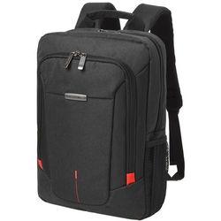 "Travelite @Work plecak na laptopa 15"" / 2kom. / czarny - czarny"