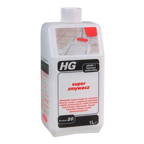 Pozostałe do mycia naczyń, HG Super zmywacz 1 l