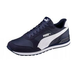 Puma Sneakersy St Runner V2 Nl 365278 08 Granatowy