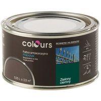 Farby, Farba antykorozyjna Colours ciemna zielona 0,25 l