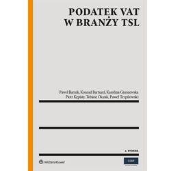Podatek VAT w branży TSL (opr. twarda)