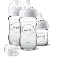 Philips Avent zestaw szklanych butelek Newborn
