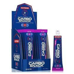 Żel energetyczny NUTREND Carbosnack 55g Najlepszy produkt Najlepszy produkt tylko u nas!