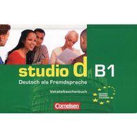 Książki do nauki języka, Studio d - Deutsch als Fremdsprache - Grundstufe - B1: Gesamtband (opr. miękka)