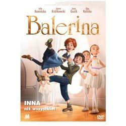 Balerina (DVD) + Książka