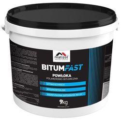 Szybka powłoka bitumiczna Matizol Bitumfast 9 kg