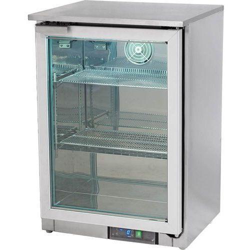 Szafy i witryny chłodnicze, Zamrażarka barowa 100 l
