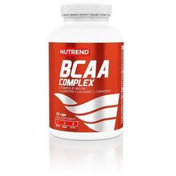 Nutrend Bcaa complex 120 kaps.