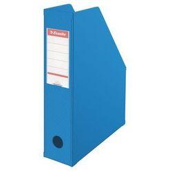 ESSELTE Pojemnik na dokumenty składany A4, 70 mm, niebieski