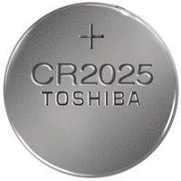 Baterie, Bateria litowa Toshiba CR 2025 (5 sztuk)