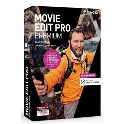 MAGIX Movie Edit Pro Premium (2019) - Box - EN - Certyfikaty Rzetelna Firma i Adobe Gold Reseller