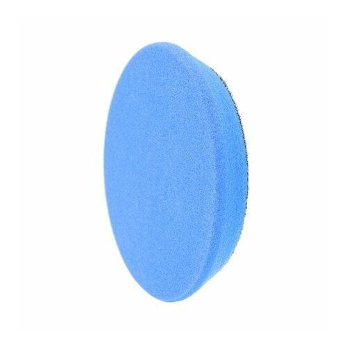 Gąbki samochodowe, RRC PRO 150mm niebieska twarda gąbka polerska