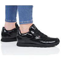 Buty sportowe dla dzieci, Reebok Classic CLASSIC Tenisówki i Trampki black