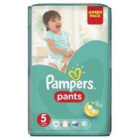 Pieluchy jednorazowe, PAMPERS Pants 5 Junior 48szt Jumbo Pack Pieluchomajtki