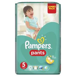PAMPERS Pants 5 Junior 48szt Jumbo Pack Pieluchomajtki