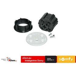 Zestaw adaptacyjny Sonesse 30 (adapter i zabierak) do rury Louvolite 40 mm