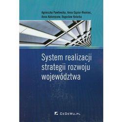System realizacji strategii rozowju województwa (opr. miękka)