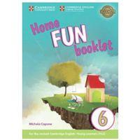 Książki do nauki języka, Storyfun Level 6 Home Fun Booklet - Michela Capone (opr. miękka)