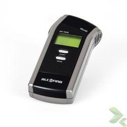 Alkomat AlcoFind DA-7000 marki koreańskiej z sensorem półprzewodnikowym