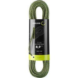 Edelrid Swift Protect Pro Dry Lina 8,9mm 70m, night green 2020 Liny połówkowe