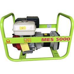 AGREGAT PRĄDOTWÓRCZY PRAMAC MES5000 400V AVR + OLEJ + DOSTAWA GRATIS!