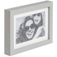 Ramki na zdjęcia, Foto ramka Simple 13 x 18 cm jasnoszara