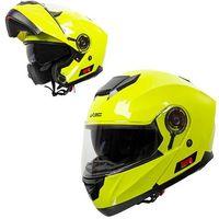 Kaski motocyklowe, Kask motocyklowy szczękowy otwierany z blendą W-TEC Lanxamo,, XL (61-62)