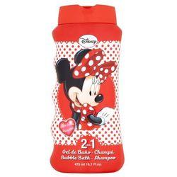 Disney Myszka Miki 2 w 1 Szampon żel pod prysznic i do kąpieli 475 ml