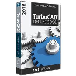 TurboCAD Deluxe 2018 PL