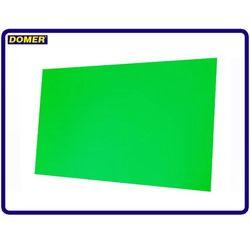 Blacha powlekana zielona 2500 x 1250 x 0,5 mm - arkusz